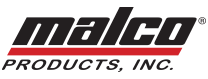 Malco Products Inc, - Logo Icon